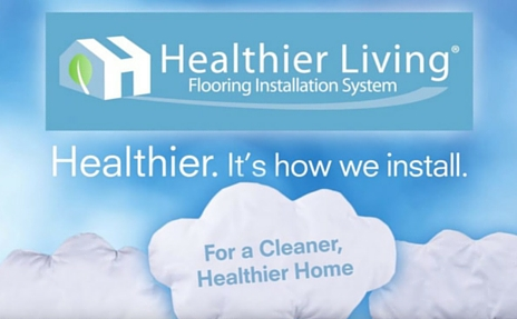 healthier living installation